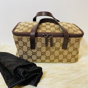 Gucci Cosmetic Vanity bag